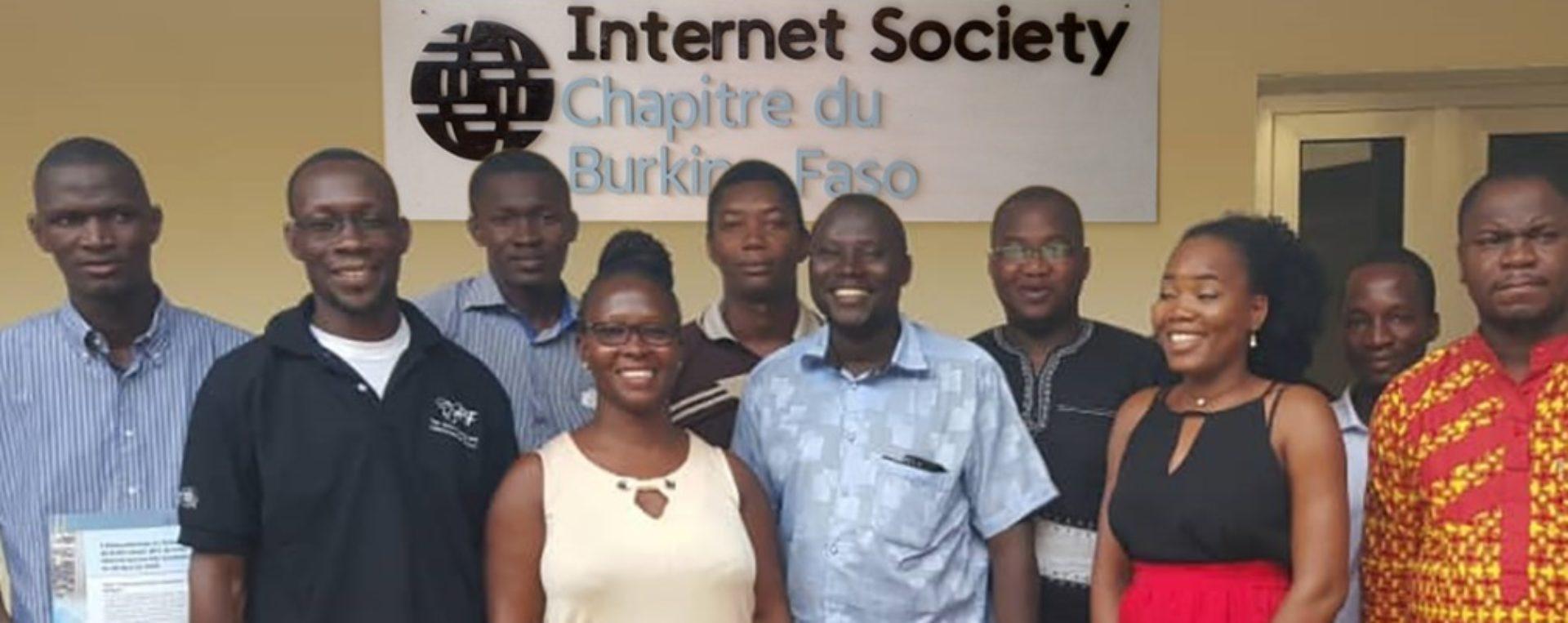 Internet Society Chapitre du Burkina