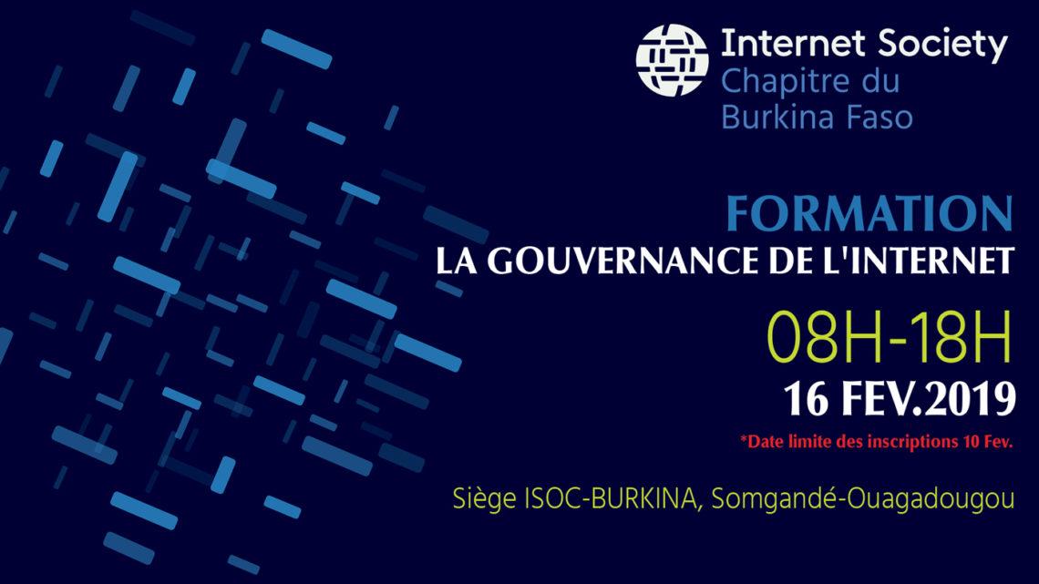 ISOC Burkina organise une formation de ses membres