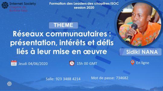Réseaux communautaires : présentation, intérêts et défis liés à leur mise en œuvre